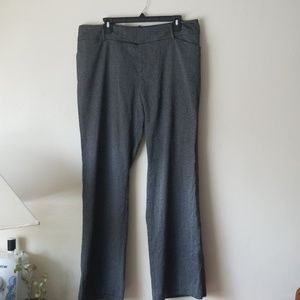 Mossimo Supply Co. Grey Slacks